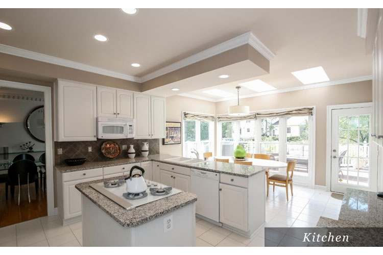 kitchen interior design Potomac MD